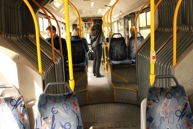 Pijany kierowca prowadził autobus miejski