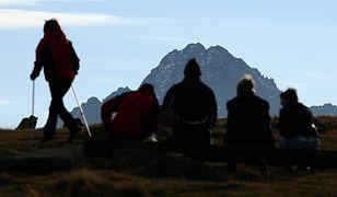 Turyści w polskich górach czasem przechodzą samych siebie...