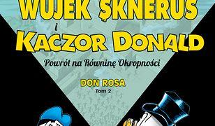 Wujek Sknerus i Kaczor Donald – Powrót na Równinę Okropności, tom 2