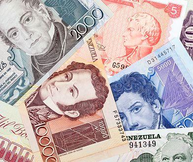 Wenezuela: inflacja rośnie. Do końca roku może wynieść ponad milion procent
