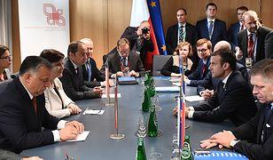 Premier nie pozostała obojętna na słowa Macrona