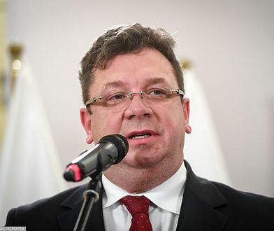 Minister Michał Wójcik tłumaczy, czym będzie się zajmował. Będzie bronił ludzi LGBT?