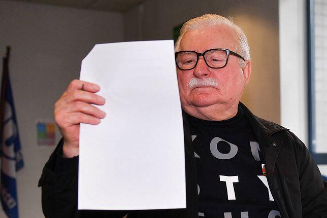 """Lech Wałęsa odpowiada Jarosławowi Kaczyńskiemu: od dawna ma """"hopla"""" na Nobla"""