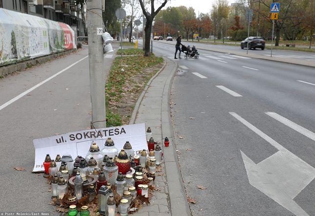 Do wypadku doszło 20 października 2019 roku na warszawskich Bielanach
