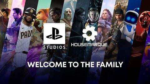 Sony znów kupuje i zalicza wpadkę. Housemarque dołącza do PlayStation