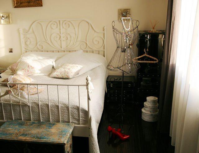 Zdjęcia sypialni w stylu francuskim