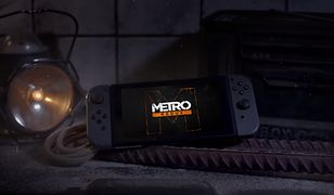 Metro Redux na Nintendo Switch nadciąga