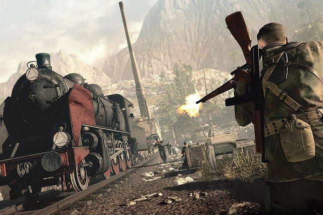 """""""Sniper Elite 4"""" na PS4 dostępny w ramach PS Plus"""