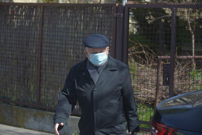 """Koronawirus. Jarosław Kaczyński na  """"autokwarantannie"""". Wicerzecznik PiS zdradza szczegóły"""
