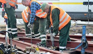 Grunwaldzką nie kursują tramwaje - wszystko przez pilny remont