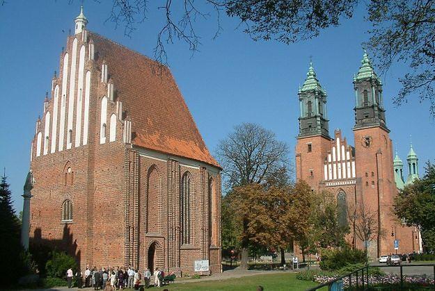 Procesja będzie szła w kierunku Katedry Poznańskiej.