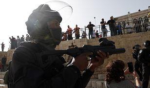 W kierunku Izraela ze Strefy Gazy wystrzelonych zostało siedem rakiet