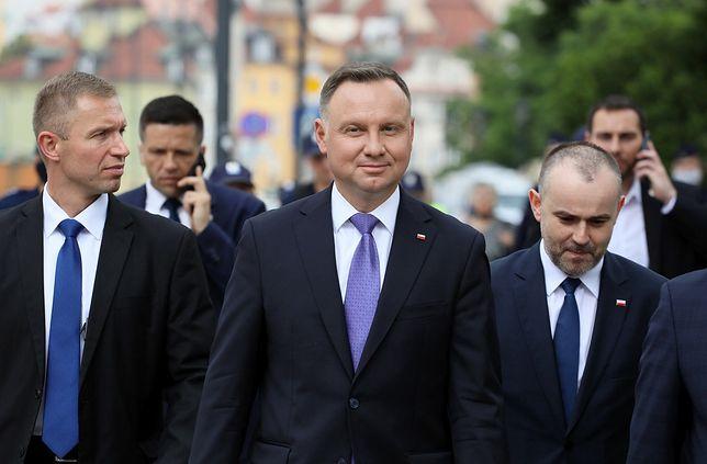 Nowy Ład. Co Andrzej Duda sądzi o programie PiS? (East News, Fot: Jakub Kaminski
