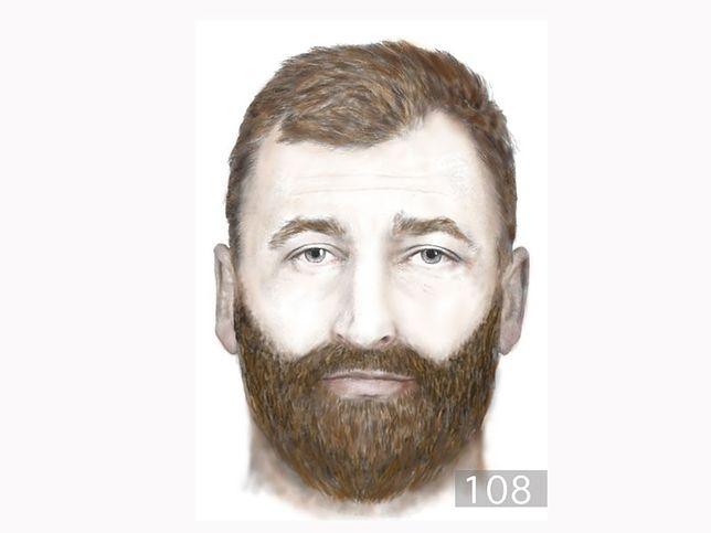 Policja szuka tego mężczyzny.
