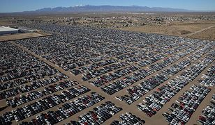 Ponad 7 mld dolarów po prostu leży na pustyni. Konsekwencje skandalu dieselgate