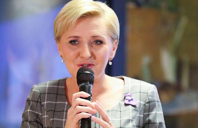 Pierwsza dama w toruńskim szpitalu