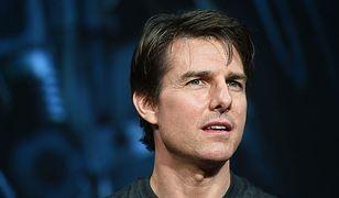 Tom Cruise pokazał się z adoptowanym synem. To rzadki widok