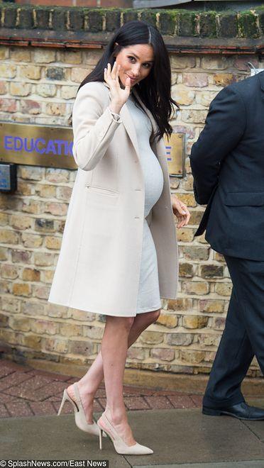 Księżna zaszalała z jasną stylizacją