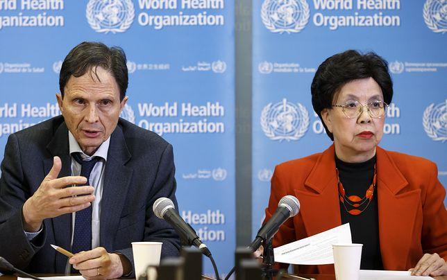 Koronawirus na świecie. WHO rozważa zalecenie noszenia masek nie tylko chorym
