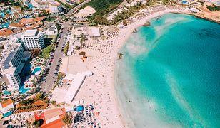 Ajia Napa jest jednym z najpopularniejszych wśród turystów miast na Cyprze