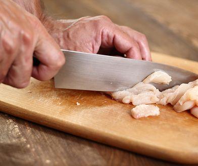 Jedzenie samego mięsa może być niebezpieczne.