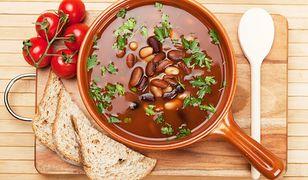 Zupa fasolowa, rybna i grochówka - ile mają kalorii?