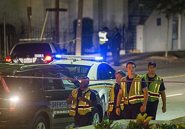 9 ofiar strzelaniny w kościele w USA. Szukają napastnika