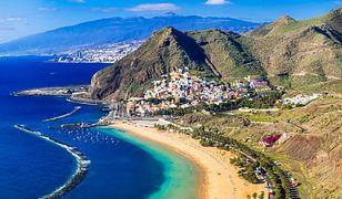 Teneryfa jest atrakcyjnym kierunkiem wakacyjnym - kusi ciepłym morzem, malowniczymi krajobrazami i słoneczną pogodą