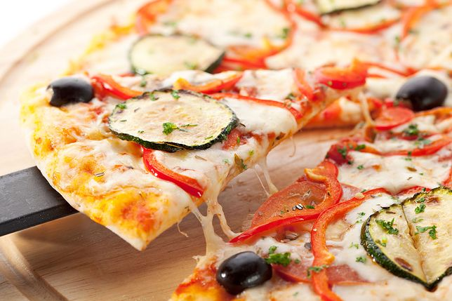 Pizza na diecie? Czemu nie