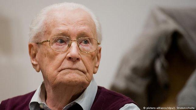 Jest decyzja ws. ułaskawienia byłego esesmana z Auschwitz