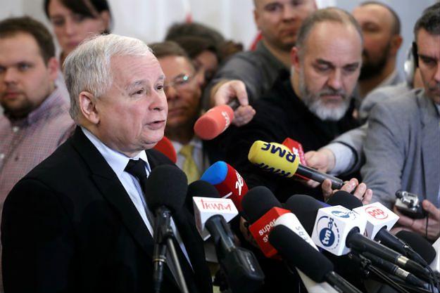 Jarosław Kaczyński: zmarnowano wielką szansę na rozwiązanie kryzysu