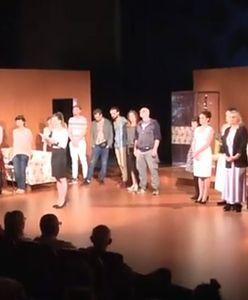 PiS żąda kary dla dyrektora Teatru Wybrzeże. Marszałek Struk jest dumny z postawy aktorów