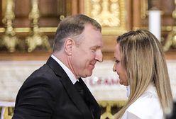 Kurscy świętują pierwszą rocznicę ślubu kościelnego. Romantyczna strona prezesa TVP