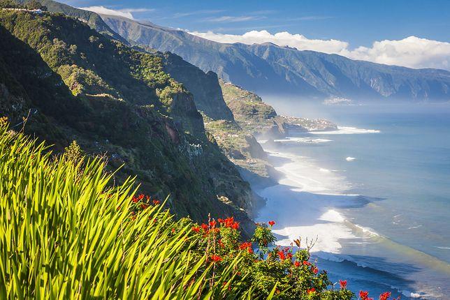 Wczasy na Maderze - wiosenne temperatury przez cały rok
