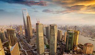 Szanghaj - chiński Manhattan