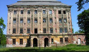 Opuszczone polskie zamki i pałace