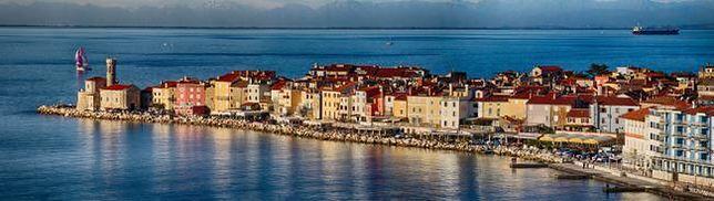 Wczasy nad Adriatykiem - Piran, Słowenia