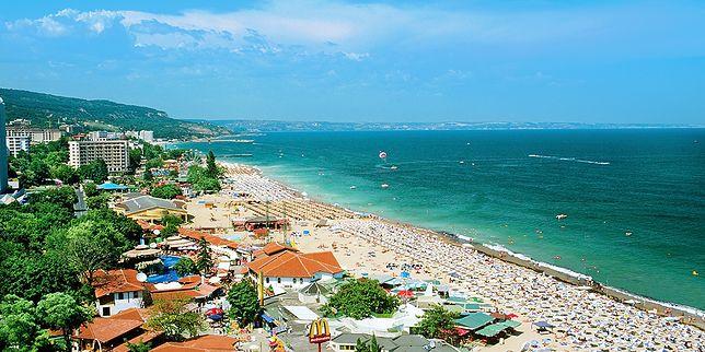 Hotel Sunshine Magnolia & Spa leży przy pięknej plaży