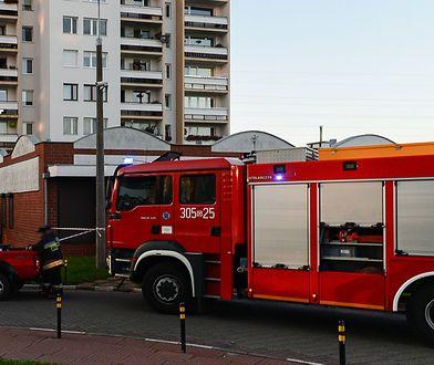 Kobietę musieli uwolnić strażacy (zdj. ilustracyjne)