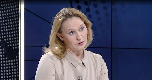 Andżelika Możdżanowska twierdzi, że jej krytyczne wypowiedzi wobec PiS są wyrwane z kontekstu