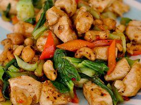 Kurczak z warzywami - składniki, sposób przygotowania, komentarz