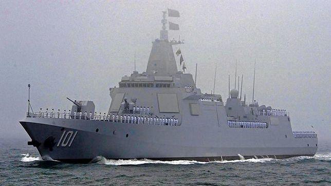 Chińczycy budują gigantyczną flotę. W jednej stoczni powstaje aż 9 okrętów