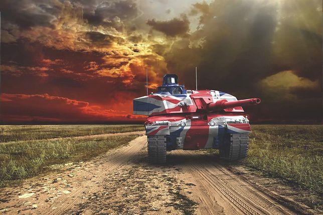 Czołgi Challenger 3 mają wnieść do brytyjskiej broni pancernej nową jakość
