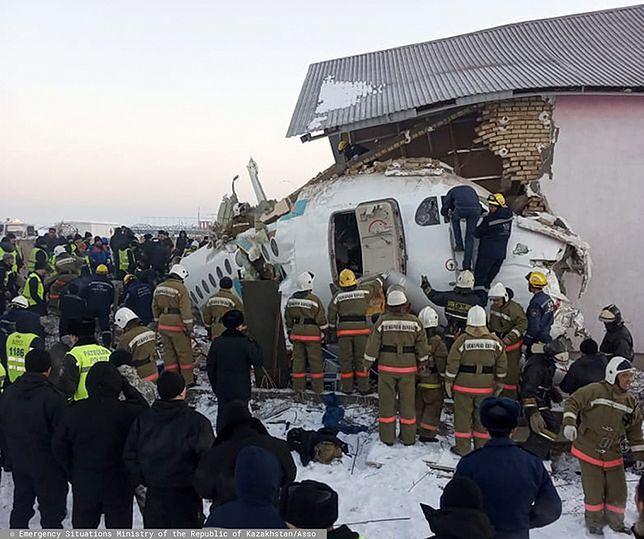 Fokker 100. To nie pierwsza katastrofa z jego udziałem. W 1 z 3 wypadków zawiniła maszyna