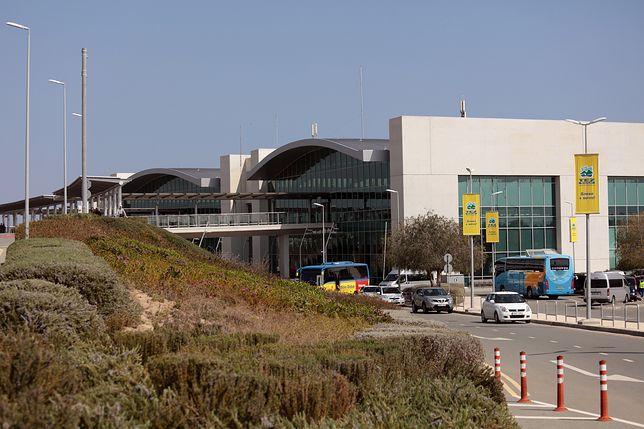 Lotnisko Larnaka leży 5 kilometrów od centrum