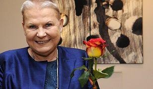 Elżbieta Dzikowska - boję się latać samolotem