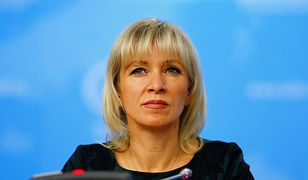 Maria Zacharowa, rzeczniczka rosyjskiego MSZ