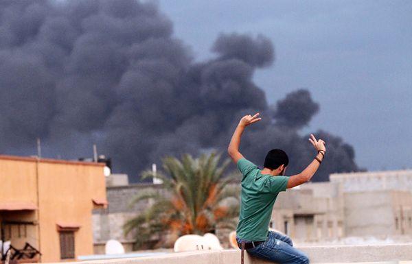 Bengazi to nadal niespokojne miasto