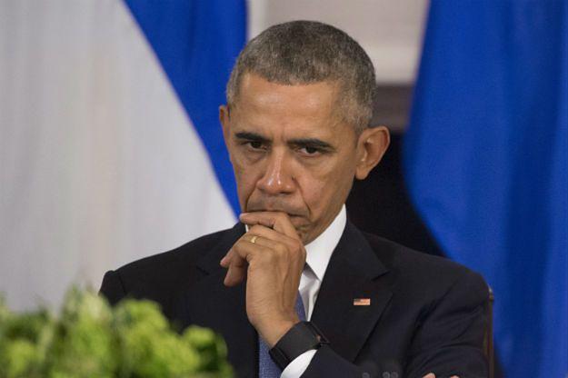 Barack Obama krytykuje agresywną postawę Rosji w regionie Bałtyku
