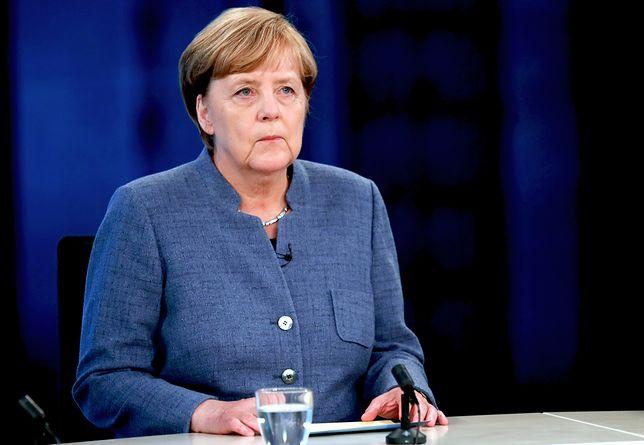 Angela Merkel przyleciała do Polski. To jej druga wizyta zagraniczna po utworzeniu rządu